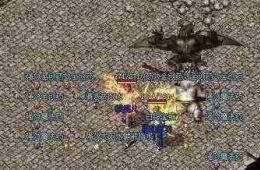 分享攻打御热血传奇sf发布网的天尊黑暗boss攻略