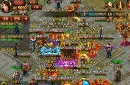 新开单职业中战士如何在游戏中高效打装备