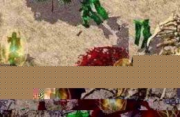新开传奇手游里战士走位刺杀技巧