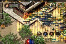 开启超变传奇里游戏之旅感受战士强硬