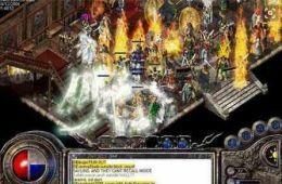 超变态传奇里战士如何在游戏里称王称霸