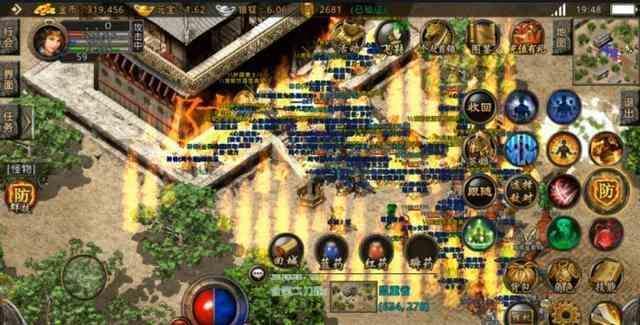 传奇金币中游戏超级狂暴怎么来的?