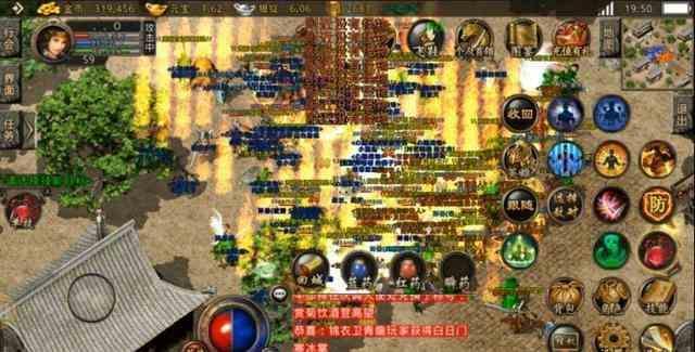 不同超变传奇切割版中职业玩家在游戏中的玩法解密