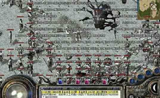新开传奇世界私服中游戏妖皇在世魔挡灭魔是终极boss吗?