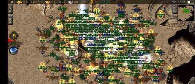 新开热血传奇sf里法师玩家中期玩法攻略详解